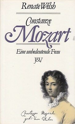 Constanze Mozart - Renate Welsh