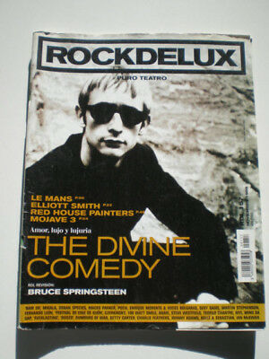 ROCK DE LUX Nº 157 Nov. 1998 The Divine Comedy BRUCE SPRINGSTEEN Mojave 3 RDL