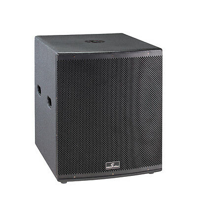 SOUNDSATION HYPER BASS 18A - Subwoofer Attivo 1200W