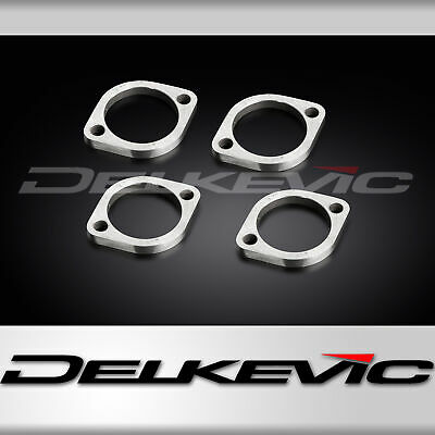 Suzuki Gsx1400 01-9 Exhaust Flanges Set Of 4 Oem Compatible Downpipes