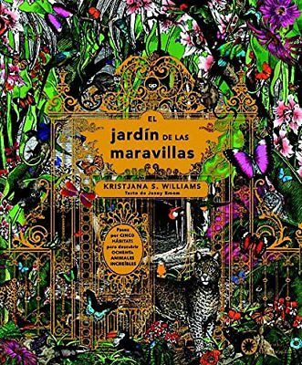 El jardín de las maravillas (Jenny Broom) | Editorial Flamboyant, S.L.