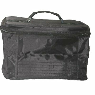 DMI Cosmetic Vanity Case - Black
