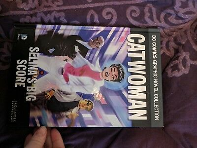 DC Comics Graphic Novel Collection Catwoman Selina's Big Score