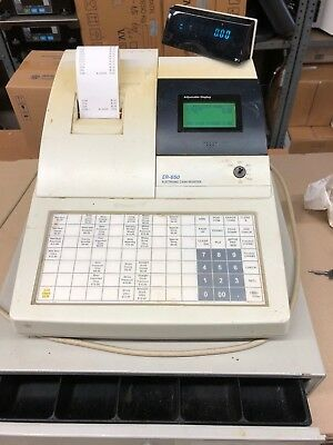 Sam4S Cash Register Er-650 Used