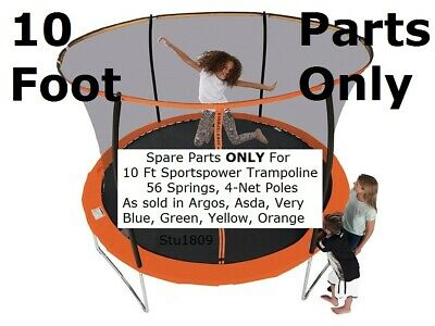 BRAND NEW Sportspower 10 Ft Trampoline PARTS - 2017 / 2018 Model