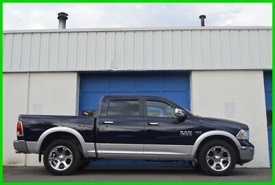 2015 Ram 1500 Laramie Repairable Rebuildable Salvage Runs Great Project Builder Fixer Easy Fix Save