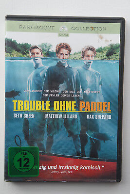 DVD Trouble ohne Paddel