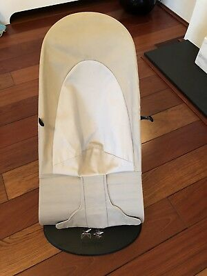BABYBJORN Bouncer Balance Soft Ergonomic Chair Beige