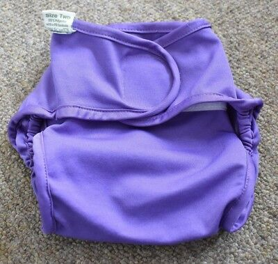 Little Lamb size 2 nappy wrap, barely used, Perfect Condition