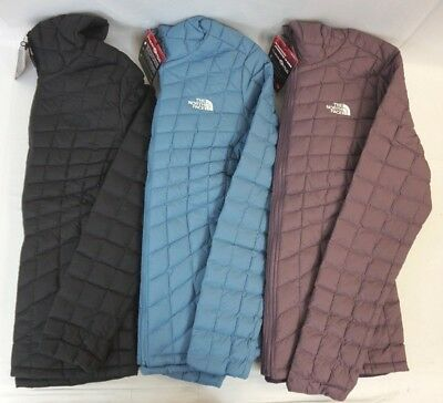 NWT The North Face Women's Thermoball Hoodie Black, Blue, Plum & M, L, XL