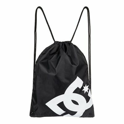 Saco sport (Gymsack) DC Shoes Cinched Negro Unisex
