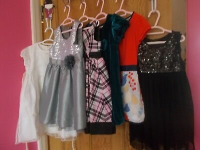 Girls dress bundle 2 - 3 yrs NEXT MOTHERCARE Great Condition
