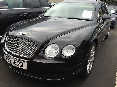 08 Bentley Flying Spur 6.0 W12 Mega Spec, With Only 24K Miles From New! Lovely