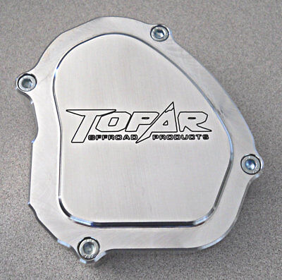 YAMAHA YZ125 Billet Ignition-Stator Cover fits 2005-2018 YZI-003 by Topar Racing