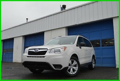 2016 Subaru Forester 2.5i Full Power Options Bluetooth Cruise Control Rear View Camera Taction Alloys +++