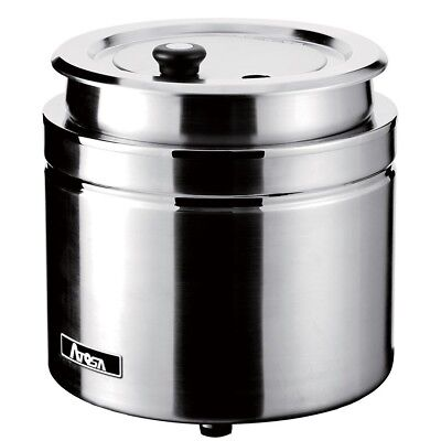 AT51388 Electric 9 Qt. Stainless Steel Electric Soup Kettle