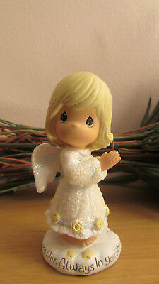 Precious Moments, Keep Him Always In Your Heart, Resin Figurine, 124404