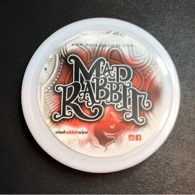 26g Mad Rabbit Nichrome 80 Competition Wire -20ft (Clapton, Alien, Framed Staple