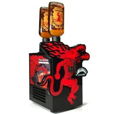 C4 Fireball Whiskey🔥shot chiller Dispenser machine. New In Box