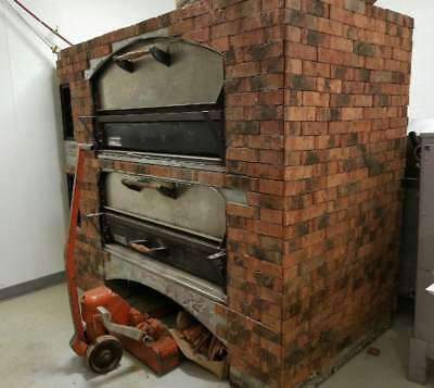 Marsal Pizza Oven MB-60 Double Stack 2 Deck with Stones FREE SHIPPING