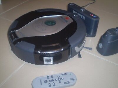 Hoover Robot Vacuum Cleaner with Remote Control