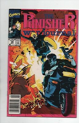 The Punisher War Journal #30 (May 1991, Marvel)