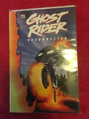 Ghost Rider Resurrected TPB & Hearts Of Darkness