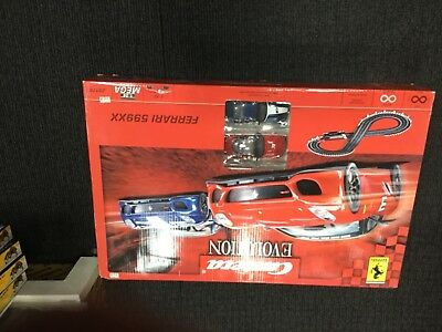 Carrera Evolution  Slot Car Set (Ferrari 5999xx)
