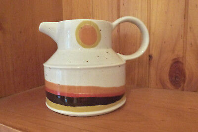 Midwinter Stonehenge DAY Large Pottery Milk Jug Made in England VGC