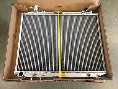Ford Ranger Pj Pk 06-09 At/mt Polished Alloy Radiator, 40Mm Core