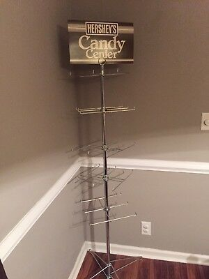 Hersheys Twizzlers Candy Center  New in box  Vintage display rack