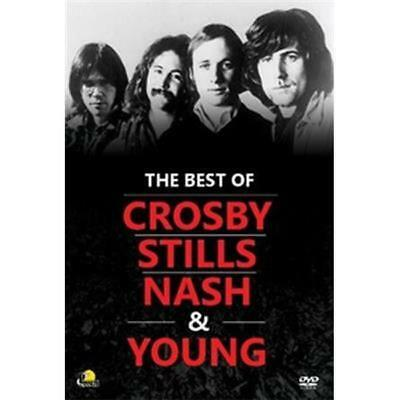 CROSBY STILLS NASH & YOUNG - The Best Of DVD *NEW* PAL  All Region