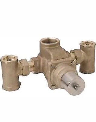 Symmons 7-900 Tempcontrol Valve Thermostatic Mixing Valve, Replaces 5-900, 6-900