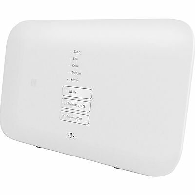 Telekom Speedport Smart, Router, weiß