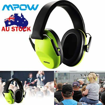 MPOW Adjustable Earmuffs for Kids Children Toddler Ear Muffs Hearing Protection