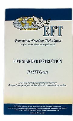 EFT: Emotional Freedom Techniques: The EFT Course DVD set/course (7-DVD-2-CDset)