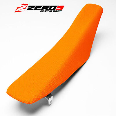 Motocross Gripper Seat Cover FITS KTM EXC 125/200/250/300/450/500 2012-2016-ORNG