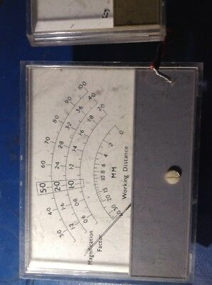 To Meters Magnification Factor