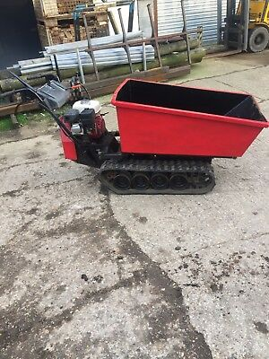 Honda TD500 Tracked Dumper good working condition