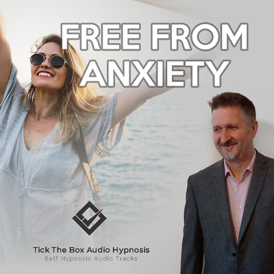 Audio Hypnosis mp3 Download - Free from Anxiety (Male Voice)