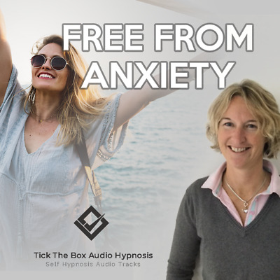 Audio Hypnosis mp3 Download - Free from Anxiety (Female Voice)