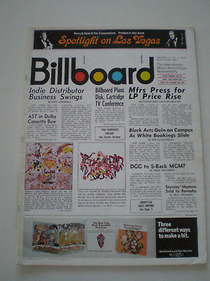 BILLBOARD Sep. 19, 1970 GRIN Quicksilver Mesenger Service VENTURES Nancy Sinatra