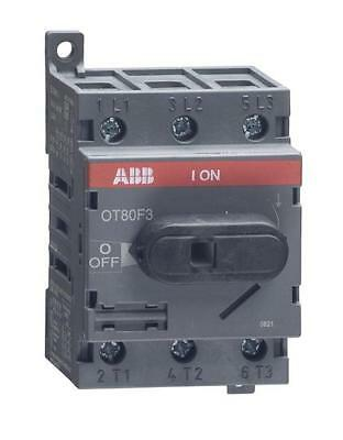 ABB 80A 3 Pole Isolator