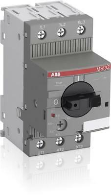 ABB MS132-0.63 Manual Motor Starter 0.4-0.63A/0.12kw 100ka