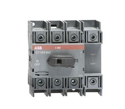 ABB 100A 4 Pole Isolator
