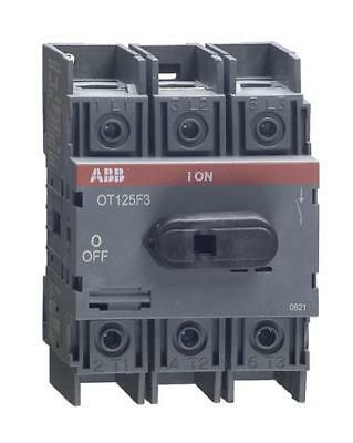 ABB 125A 3 Pole Isolator