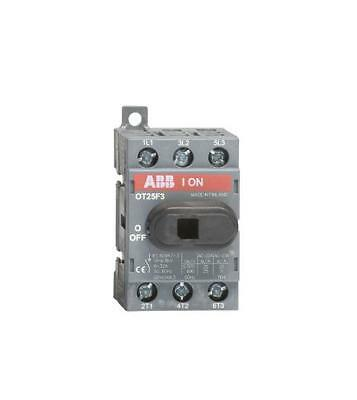 ABB 25A 3 Pole Isolator