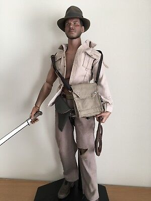Sideshow Collectibles Indiana Jones And The Temple Of Doom Sixth Scale Figure