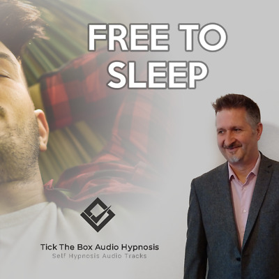 Audio Self Hypnosis Insomnia mp3 Download - Free to Sleep (Male Voice)