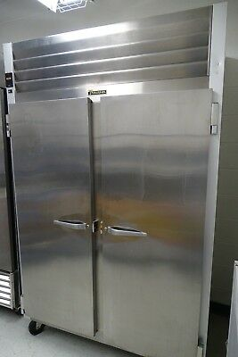 Traulsen Commercial Freezer, Model G22010, 46 cu ft, Energy Star Rated